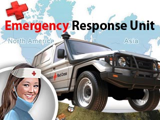Red Cross – Emergency Response Unit
