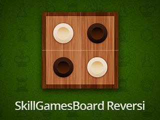 Reversi by SkillGamesBoard