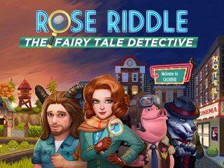 Rose Riddle: The Fairytale Detective