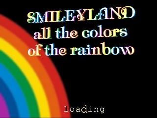 Smileyland: All the Colors of the Rainbow