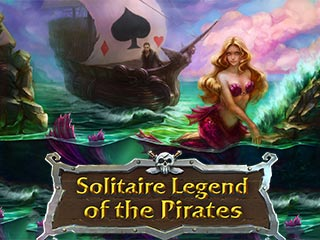 Solitaire: Legend of the Pirates