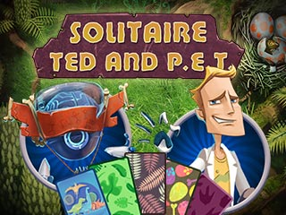 Solitaire: Ted and P.E.T.