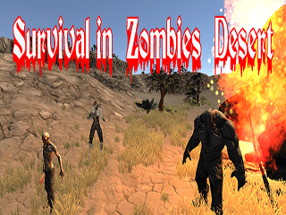 Survival In Zombies Desert