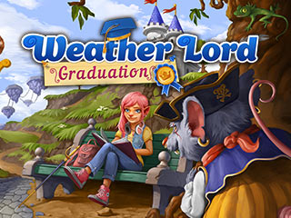 Weather Lord 8: Graduation