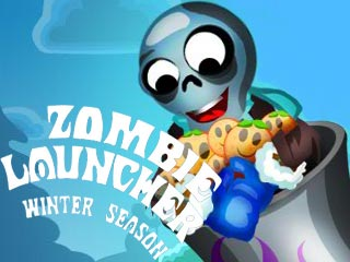 Zombie Launcher: Winter Season