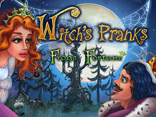 Witch's Pranks: Frog's Fortune — Collector's Edition