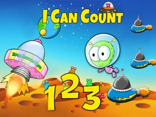 I Can Count 1 2 3