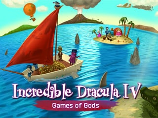 Incredible Dracula IV:Games of Gods