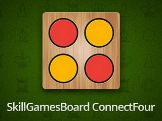 Connect Four by SkillGamesBoard