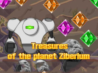 Treasures of the Planet Ziberium